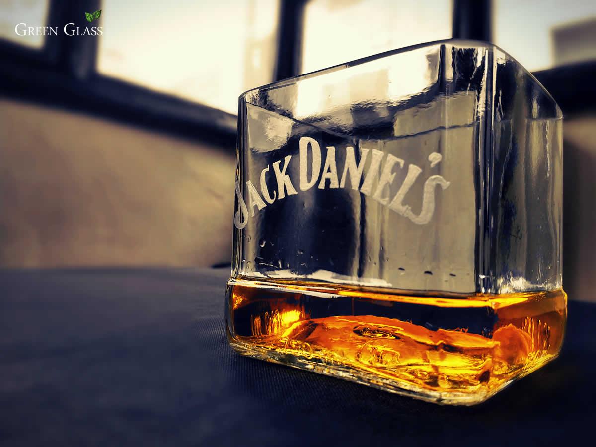 Vaso de Jack Daniels