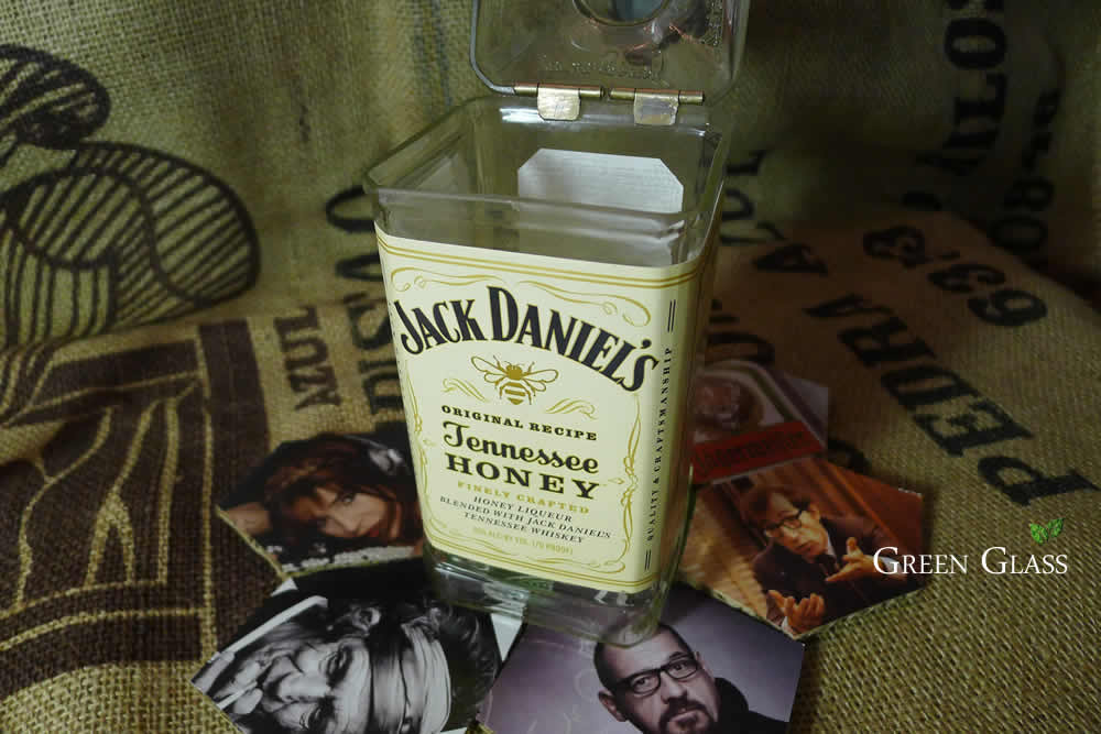 Frasco Jack Daniels Honey