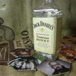 Cofre de botella Jack Daniels Honey