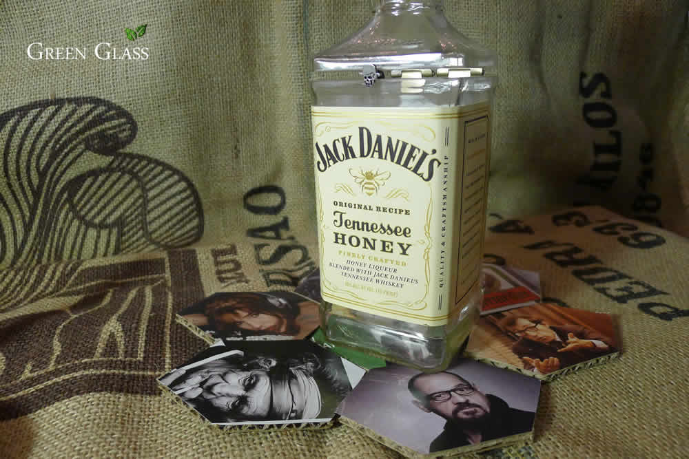 cofre Jack Daniels Honey