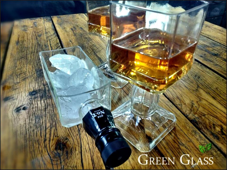 Copas con hielera de Jack Daniels