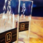 Vaso de whisky Johnnie Walker