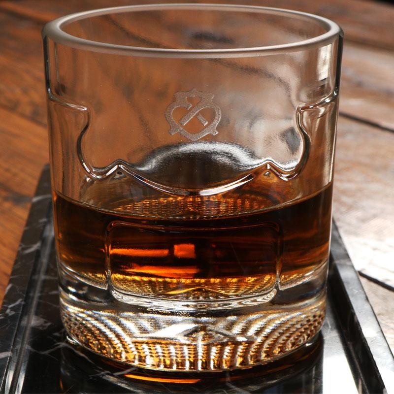 Vaso de whisky Chivas Ultis