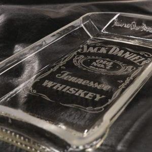 Plato Jack Daniels Botella