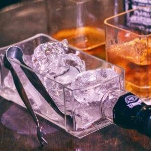Hielera de Jack Daniels