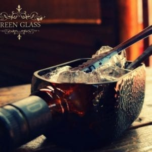 Hielera whisky Old Parr