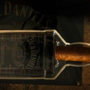 Habanero cenicero de Jack Daniels