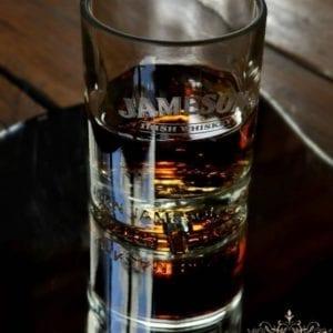 Vaso whisky Jameson Black Barrel