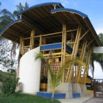 Logo del grupo Eco casas Viviendas ecológicas sustentables